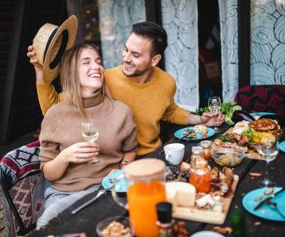 7 Fall 2020 Staycation Ideas At Home That You & Your SO Won't Want To Leaf