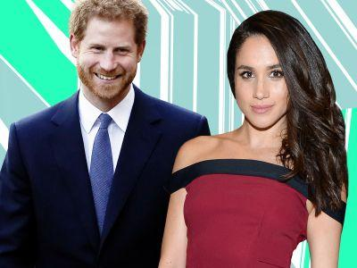 Meghan Markle & Prince Harry Were So Romantic At Pippa's Wedding Reception