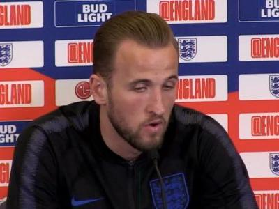 Nations League win would top World Cup semi-final - Kane