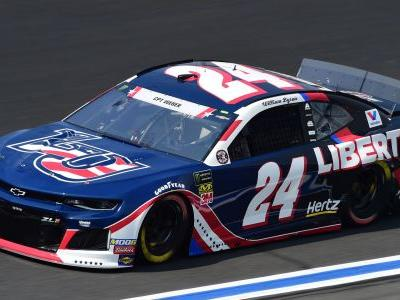 NASCAR starting lineup at Charlotte: William Byron wins second pole of year