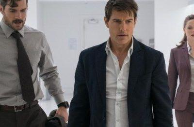 Mission: Impossible 6 Stomps Christopher Robin with $35M Box
