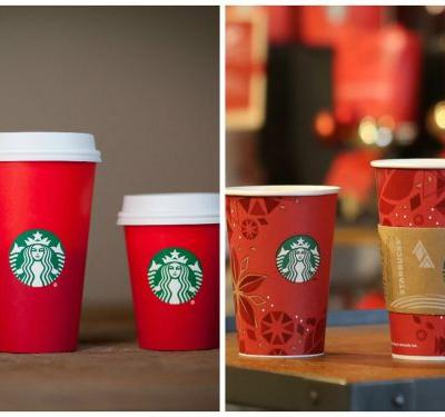 A Brief History of Starbucks' Holiday Cup Controversies