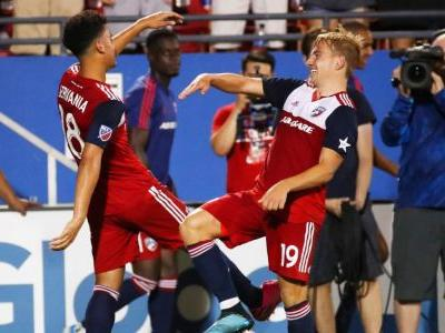 Dallas fight back to beat Loons in 8-goal thriller