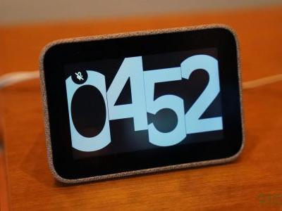 Nest Hub & other Smart Displays gain two new Ambient Mode clocks