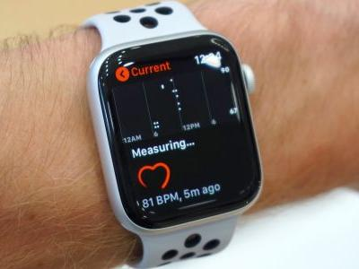 The Apple Watch 4 ECG is 98% accurate at detecting AFib, says study