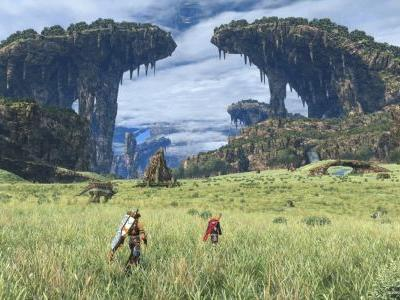 Nintendo releases even more Xenoblade Chronicles wallpapers