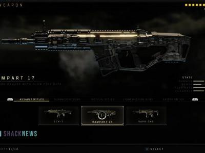Guns and Weapon List in Call of Duty: Black Ops 4