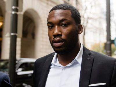 76ers owner announces rapper Meek Mill is to be released from prison and will likely attend playoff game