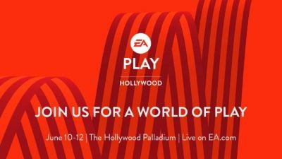 EA Play 2017 is Coming to Hollywood