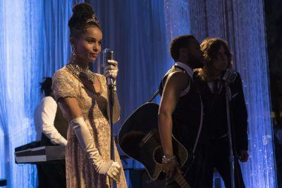 Big Little Lies: Time to Obsess Over Zoë Kravitz's Elvis Cover