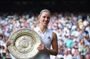 Angelique Kerber follows in Steffi Graf's footsteps to claim the Wimbledon title, denying Serena Williams