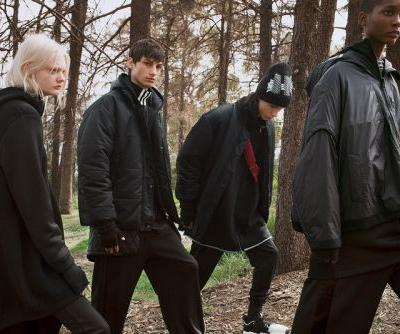 Y-3's FW18 Chapter 02 Lookbook Brings Progressive Fashion to Nature