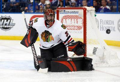 Hurricanes ink goalie Scott Darling to 4-year deal
