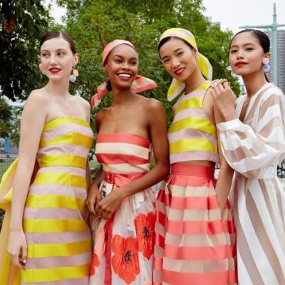 Lela Rose Spring 2019: New York Fashion Week