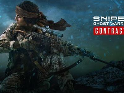 Sniper Ghost Warrior Contracts is the next game in the series, coming in 2019