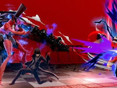 Persona 5's Joker Arrives in Super Smash Bros. Ultimate Today