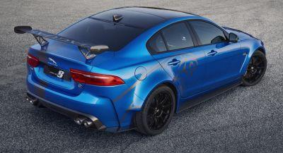 Jaguar XE SV Project 8 Coming To Monterey Car Week