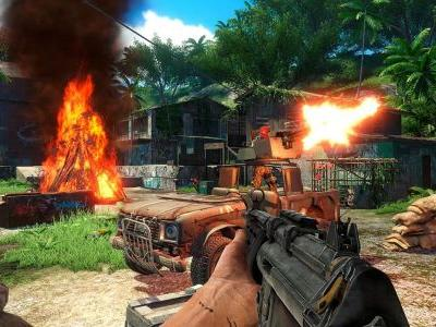 There's a patch for Far Cry 3 Classic Edition's dead zone issue
