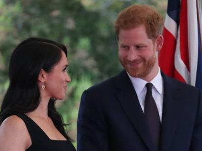 Meghan Markle Wore A Thing: Emilia Wickstead Dress Edition