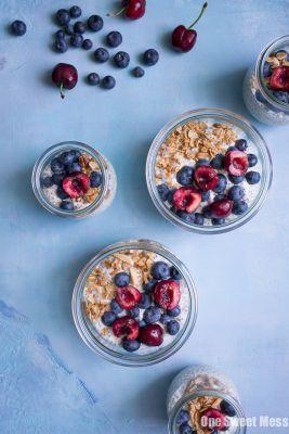 Very Vanilla Chia Pudding {Gluten-Free + Vegan}