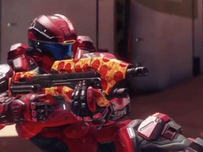 343 Industries Gives Back To Fans With Free Halo 5 Pizza Skin