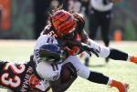 Vontaze Burfict: Cincinnati Bengals linebacker ejected for making contact with official