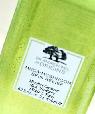 A Quick Intro to the Origins Mega-Mushroom Skin Relief Collection