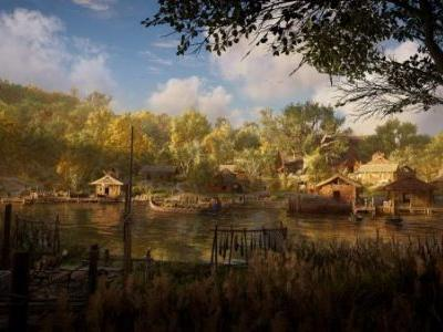 """Assassin's Creed Valhalla will let you live out """"the ultimate Viking fantasy"""""""
