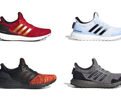 Adidas teams with 'Game of Thrones' for new Ultraboost shoes