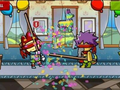 Scribblenauts Showdown Coming To Xbox One, PS4 And Switch