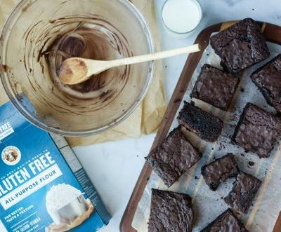 The one brownie recipe you need: They're gluten-free, but you'll never know it!