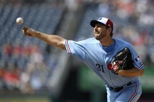 Scherzer stays hot, Nationals blank Royals 6-0