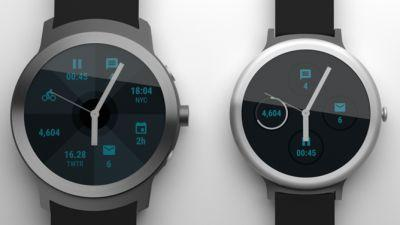 """Google smartwatch reportedly packs a """"Digital Crown,"""" launches February 9"""