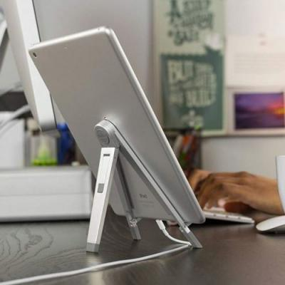 This discounted $28 Twelve South Compass 2 is like an easel for your iPad