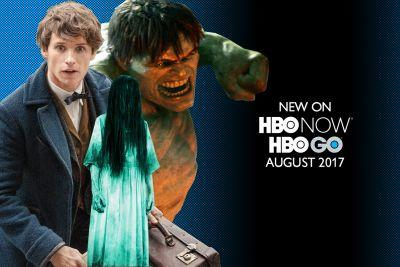 What's New On HBO Now August 2017: 'The Ring,' 'Incredible Hulk,' 'Fantastic Beasts,' And More