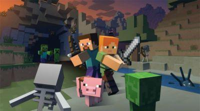 Minecraft Announced for Nintendo Switch