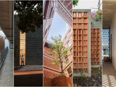 21 Examples of Brise Soleils in Mexico and Its Diverse Applications