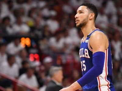 NBA playoffs 2018: Ben Simmons' historic playoff series earning praise from teammates, Heat