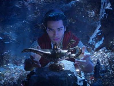 Check Out This Weird Teaser Trailer For Disney's Live-Action ALADDIN