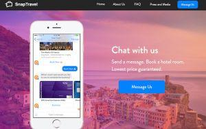 SnapTravel raises $8 million by offering hotel information