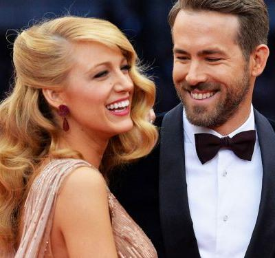 Blake Lively Gave Ryan Reynolds A Present So Good, He'd Save It Before Her In A Fire