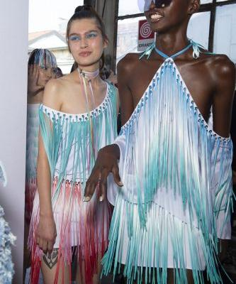 Byblos: Ready-to-wear SS19