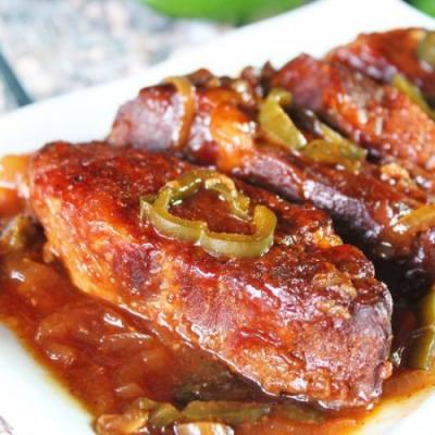 Sweet Heat Country Style Ribs