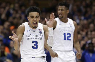 The Latest: Duke the most popular pick in pools; NC is next