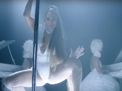 Jennifer Lopez Shows Off Her Pole Dancing Skills in Steamy New 'Medicine' Music Video