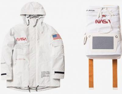 Heron Preston launches collection in collaboration with NASA