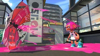 Splat Brella Coming to Splatoon 2's Multiplayer