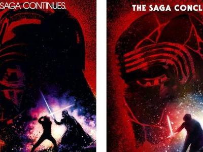 The Rise of Skywalker Recreates Classic Return of the Jedi Poster