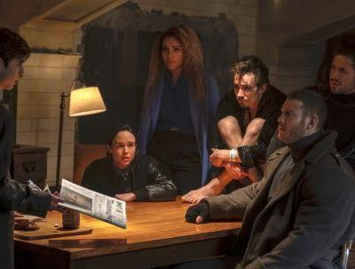 The Easter Eggs In 'The Umbrella Academy's Season 2 Poster Tease So Much