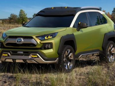 New Toyota FT-AC Concept Is A Macho Sub-Compact SUV For Adventurers